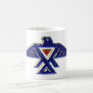 Indian native american anishinabe ojibwe ojibwa coffee mug