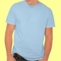 Indian North Star Bow and Arrow Pop Art Tee Shirt