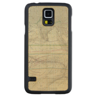 Indian Ocean 2 Carved® Maple Galaxy S5 Case