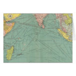 Indian Ocean 3 Greeting Card