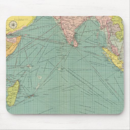 Indian Ocean 3 Mouse Pad