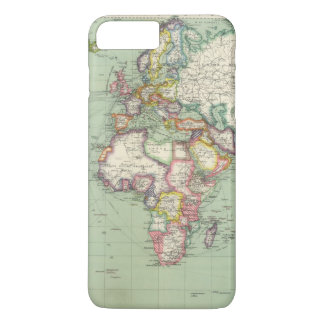Indian Ocean, Atlantic Ocean iPhone 7 Plus Case