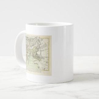 Indian Ocean Giant Coffee Mug