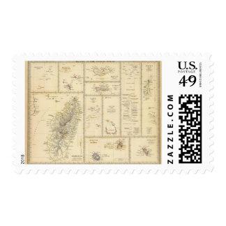 Indian Ocean Islands Postage