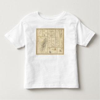 Indian Ocean Islands Tee Shirt