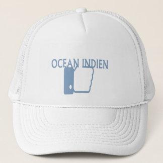 INDIAN OCEAN LIKE TRUCKER HAT
