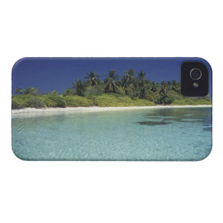 Indian Ocean, Maldive islands. (MR) iPhone 4 Cases