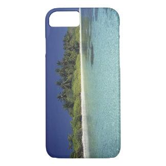 Indian Ocean, Maldive islands. (MR) iPhone 8/7 Case