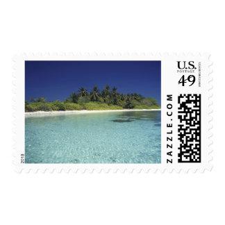 Indian Ocean, Maldive islands. (MR) Postage