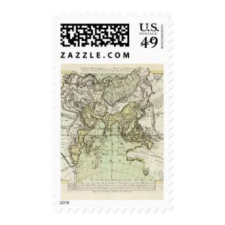 Indian Ocean Stamp