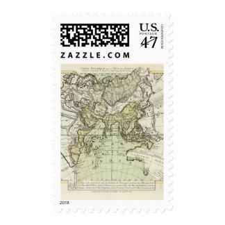 Indian Ocean Postage Stamp