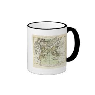 Indian Ocean Ringer Mug