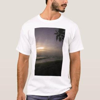 Indian Ocean Sunset Men's Singlet's T-Shirt