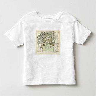 Indian Ocean Toddler T-shirt