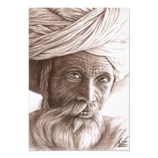 Indian Old Usted (Rajhastan) Fotografías