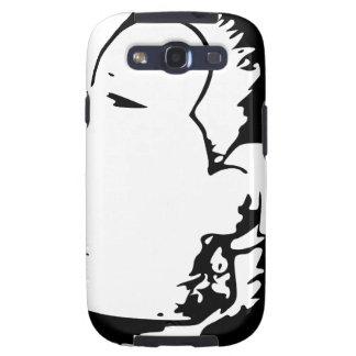 Indian or Eskimo Optical Illusion Galaxy S3 Case