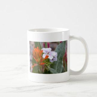 Indian Paintbrush Classic White Coffee Mug