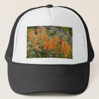 Indian Paintbrush Patch Trucker Hat