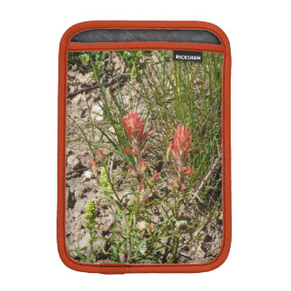 Indian Paintbrush Wildflower iPad Sleve Sleeve For iPad Mini