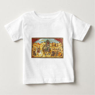 INDIAN PAINTING MARRIAGE PROCESSION BABY T-Shirt