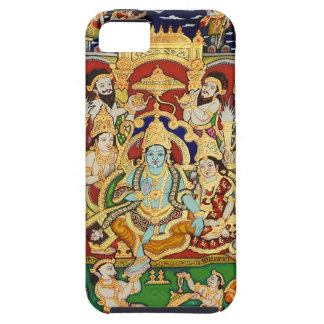 INDIAN PAINTING SRI RAMA DURBAR iPhone SE/5/5s CASE