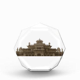 Indian Palace Acrylic Award