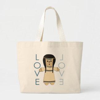 Indian Paperdoll Bag