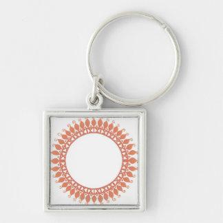 Indian Pattern Keychain