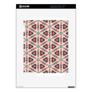 Indian Pattern Skin For iPad 2