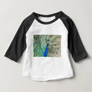Indian Peacock Baby T-Shirt