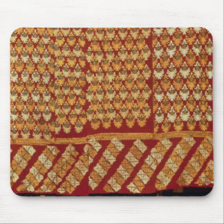 Indian Phulkeri embroidery Mouse Pad