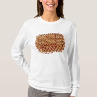 Indian Phulkeri embroidery T-Shirt