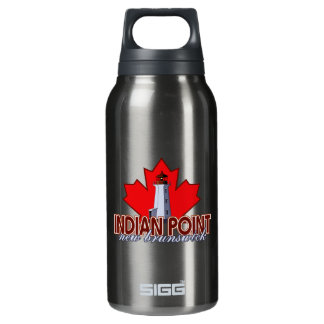 Indian Point Lighthouse Insulated Water Bottle