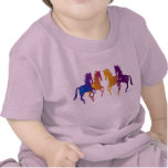 Indian Ponies Infant T-Shirt