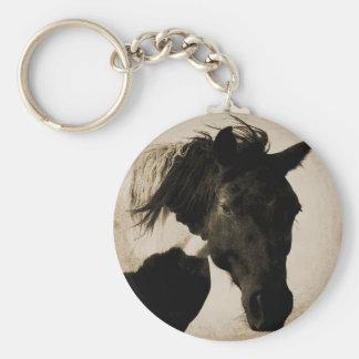Indian Pony Key Chains