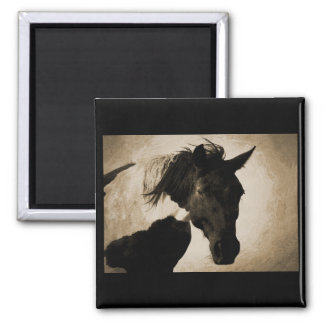 Indian Pony Magnet