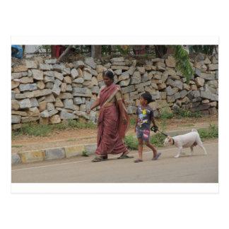 Indian Postcards