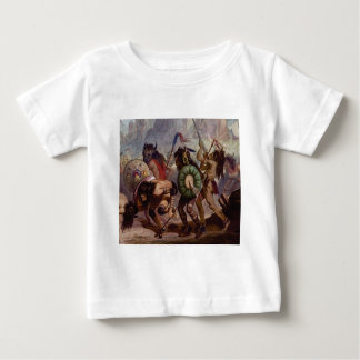 indian pow wow baby T-Shirt