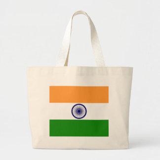 Indian pride canvas bag