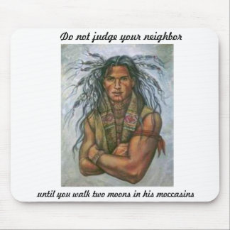 Indian Pride Mouse Pad