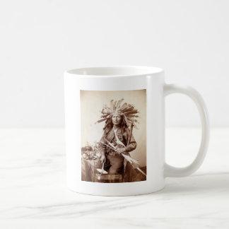Indian Revolt Instigator, 1890 Coffee Mug