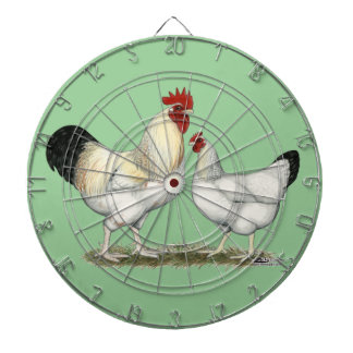 Indian River Chickens Dartboard