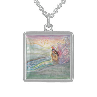 Indian River Fairy Necklaces and Lockets
