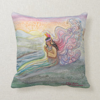 Indian River Fairy Pillow