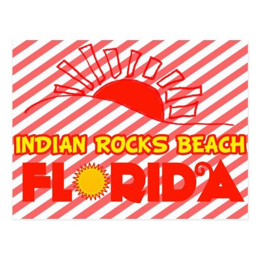 Indian Rocks Beach, Florida Post Card