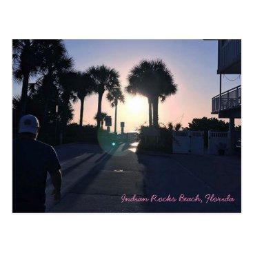 Indian Rocks Beach, Florida Postcard