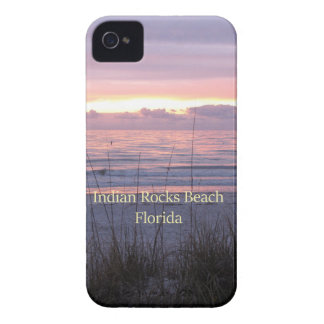 Indian Rocks Beach, Florida Sunset iPhone 4 Cover