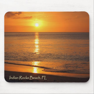 Indian Rocks Beach Mouse Pad