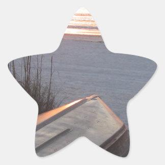 Indian Rocks Beach Scruggs Harbor Florida Star Sticker