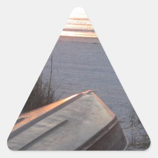 Indian Rocks Beach Scruggs Harbor Florida Triangle Sticker